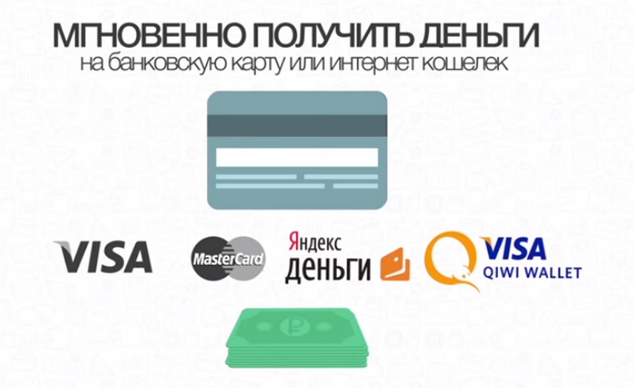 Онлайн кредит на карту или электронные кошельки без отказа